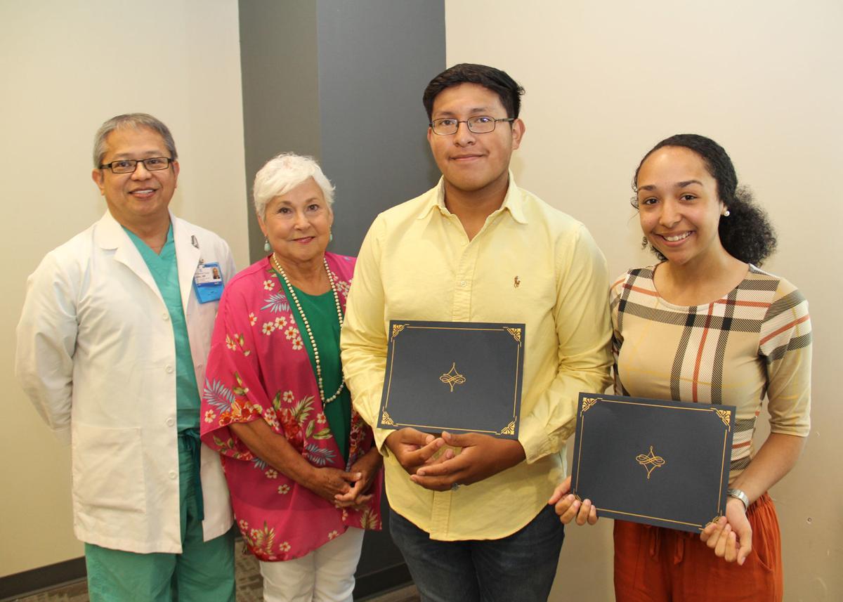 The Self Regional Healthcare Foundation announces Scholarship Recipients