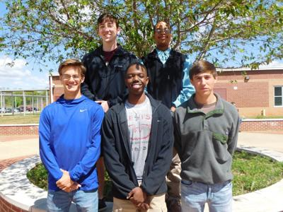 Ninety Six High students selected to attend Palmetto Boy's State
