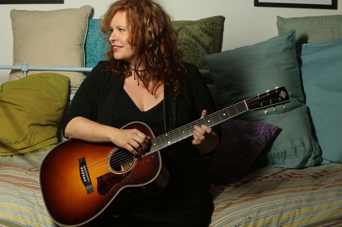 Suzie Vinnick is opening the 19th Blues Cruise for the SC Festival of Discovery