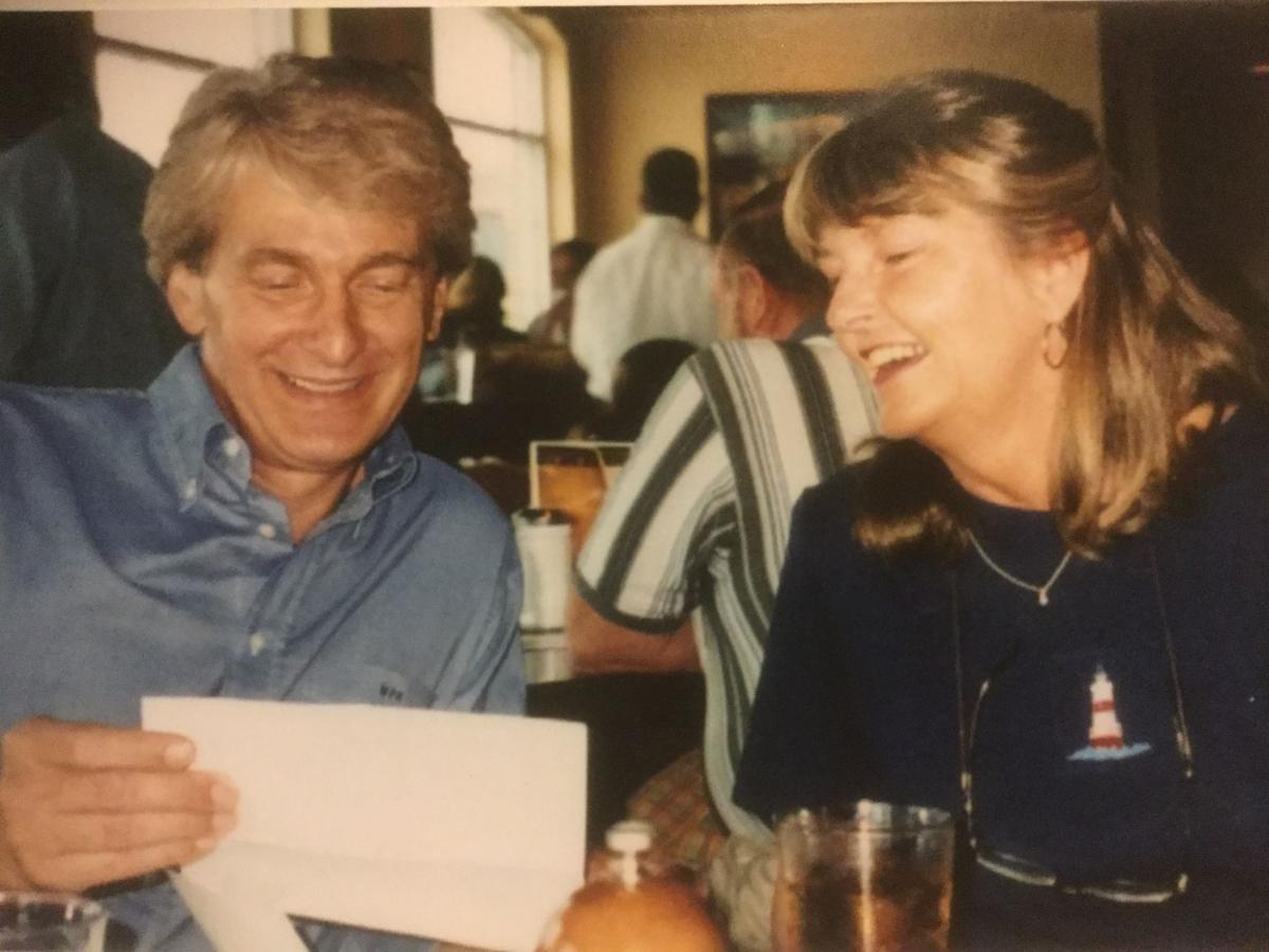 Walt Hoagland and wife, Jackie