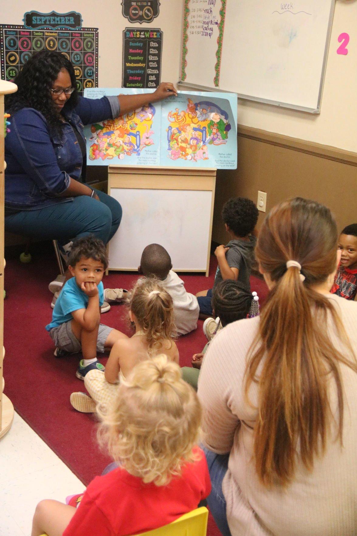 childcare CP 1