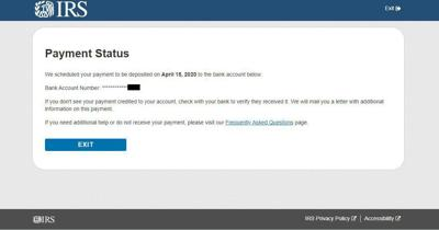 IRS page