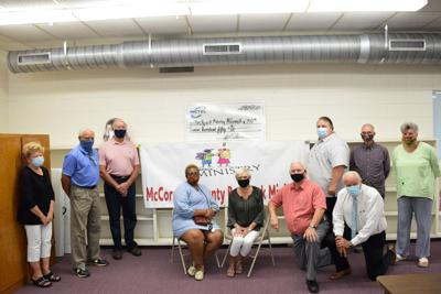WCTEL contributes to the McCormick County Backpack Ministry