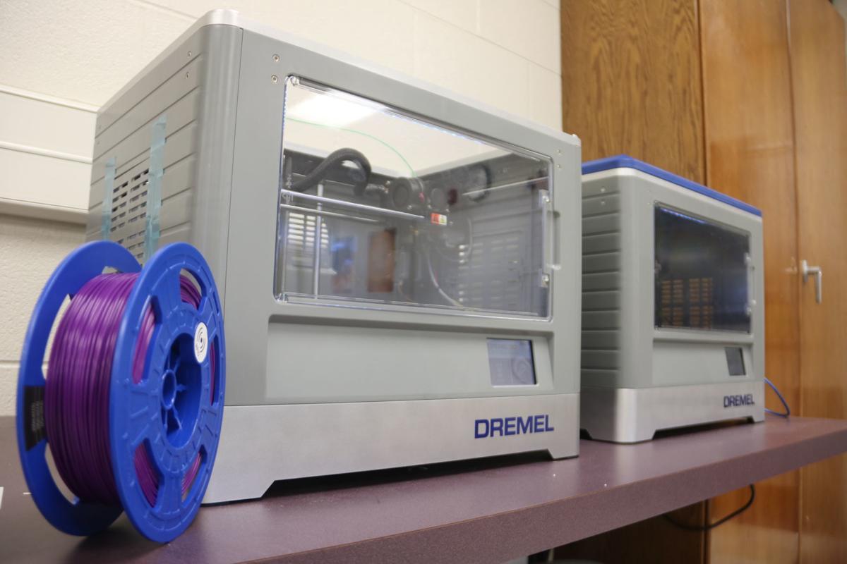3D printing, Buchanan