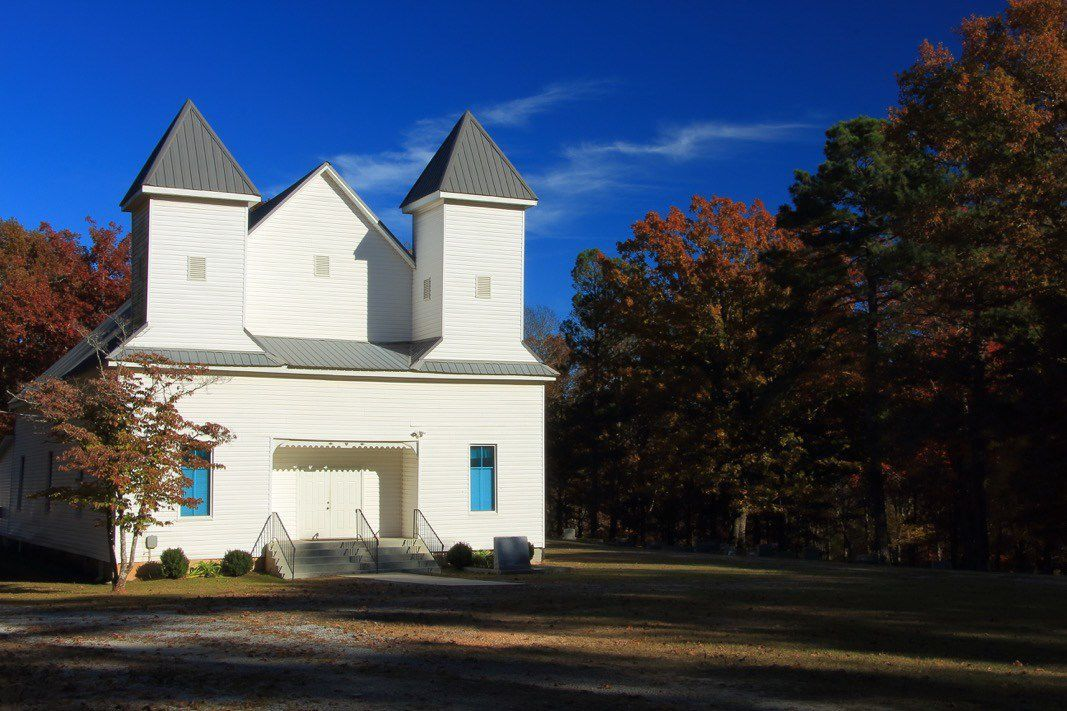 New Ford Baptist Church