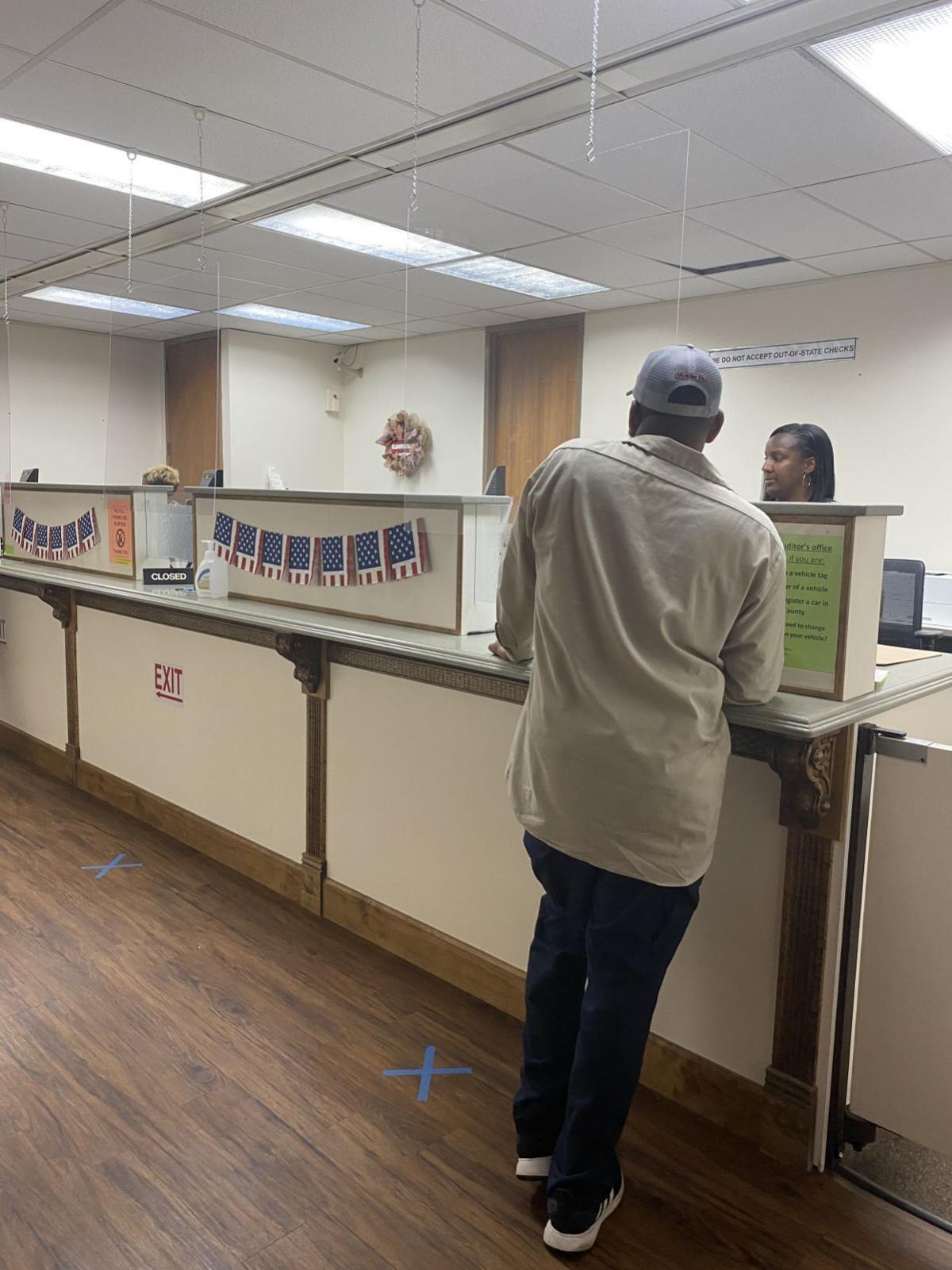 Gwd County Tax office