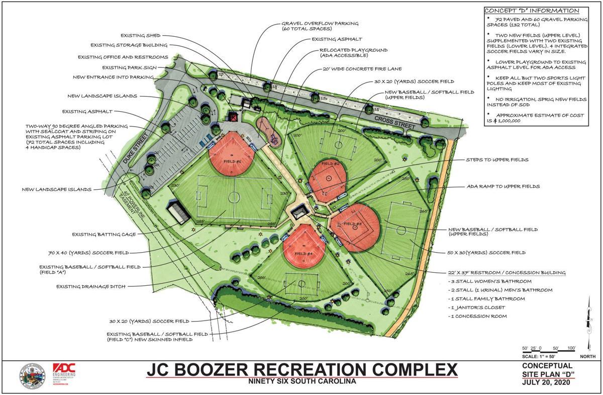 Boozer Complex Plan D