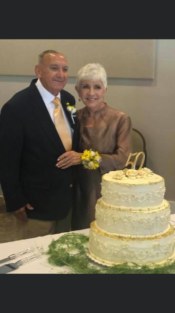 Grubbs celebrate 50 years of matrimony