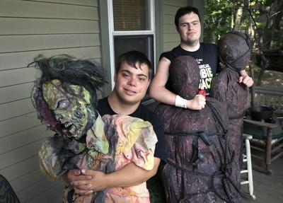 Best Friends Zombie Film