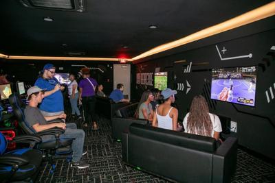 Lander University unveils gaming lounge for students