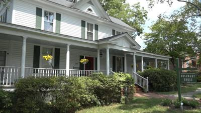 A visit to the Rosemary House