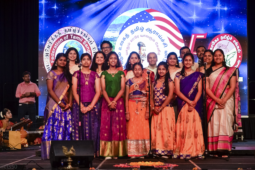 Tamils hold historic three-in-one event celebration in Chicago