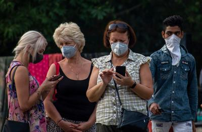 Emergency flights for tens of thousands stranded by virus in S.Asia