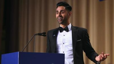 Hasan Minhaj becomes 1st Indian-American to host Netflix series