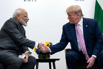 Friendly fires: U.S.-India relations remain at loggerheads over trade