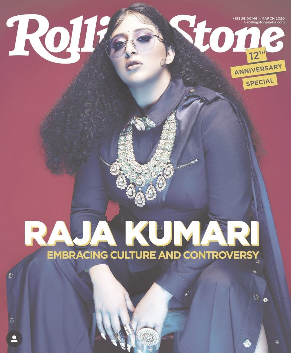 Indian American rapper Raja Kumari signs with Mass Appeal India
