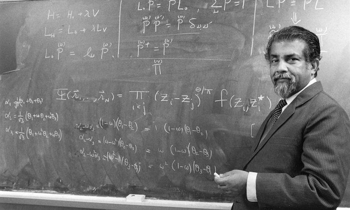physicist and padma vibhushan recipient george sudarshan dies at 86