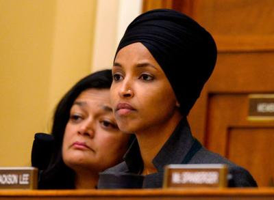 Kashmir is part of an overall Hindu nationalism project, says Rep. Ilhan Omar