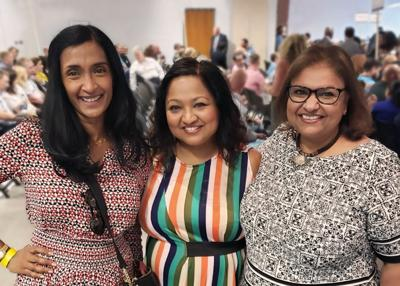 Three Indian-American women elected chairs of N.J. township Democratic committees