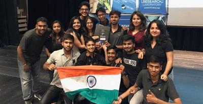 Student scientists achieve sky-high goals