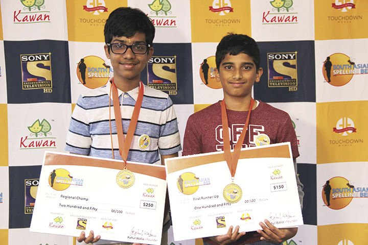 South Asian Spelling Bee hosts 5 regional competitions