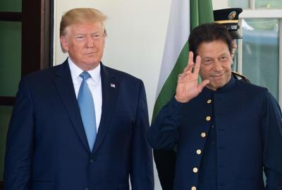 Trump makes 'incredulous and incredible' claims about mediation on Kashmir