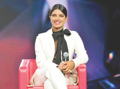Priyanka Chopra: Caught in the line of fire