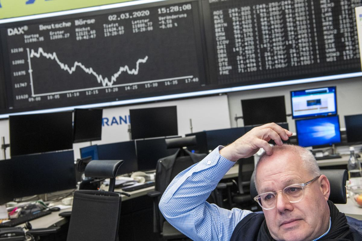 Stock markets rise on huge economic support plans