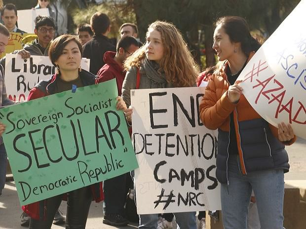 Anti-CAA, NRC protests held in cities across the U.S.