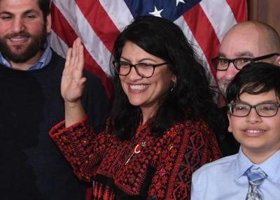 Rep. Rashida Tlaib tables a resolution condemning human rights violations in Kashmir