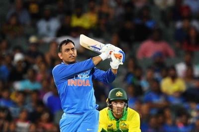ICC tell India star Dhoni to ditch World Cup gloves