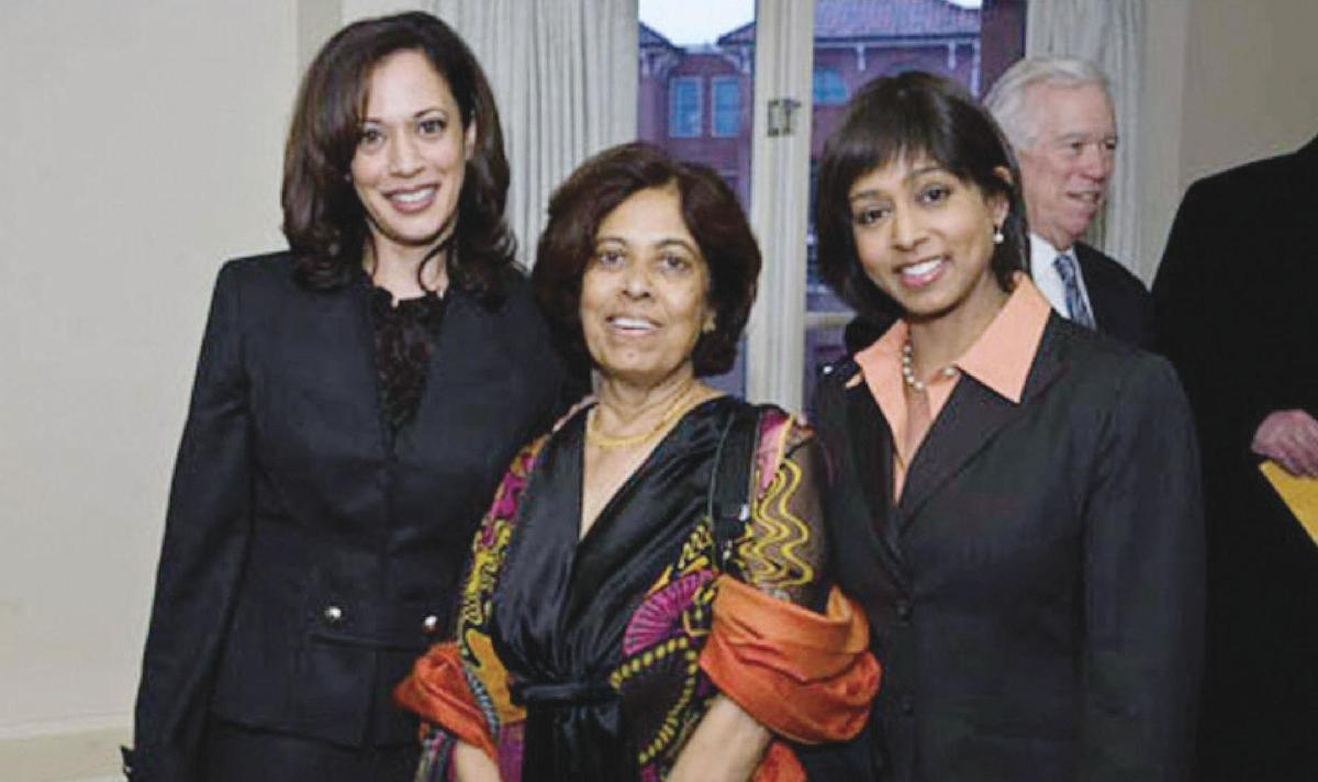 Dreams from her mother: How Shyamala Gopalan prepared Kamala
