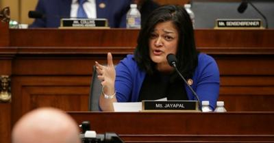 Rep. Pramila Jayapal castigates Modi government for human rights violations in Kashmir