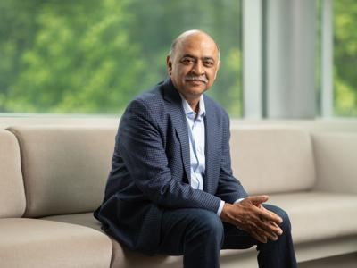 Indian American Arvind Krishna named IBM chief executive officer