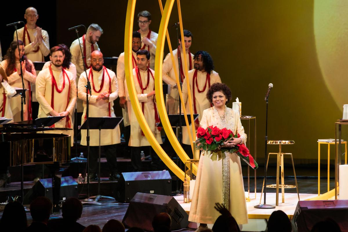 Light and Soul: Chandrika Tandon rocks Kennedy Center with world premiere of 'Shivoham-The Quest'