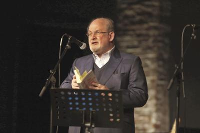 Salman Rushdie's 14th novel 'Quichotte' listed in Booker Prize Longlist