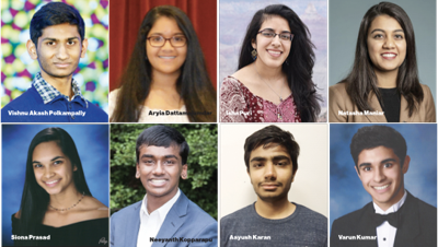Several Indian-Americans among 2019 Davidson Fellows