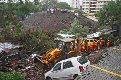 At least 15 killed in Pune wall collapse