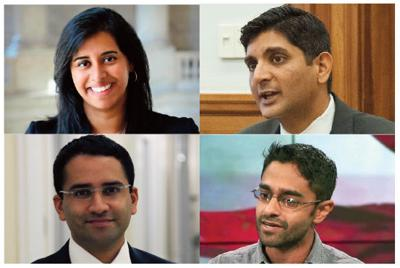 An unprecedented 4 South Asian Americans appointed chiefs of staff on Capitol Hill