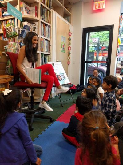 Actress Sheetal Sheth turns author: Teaches children to love their given names