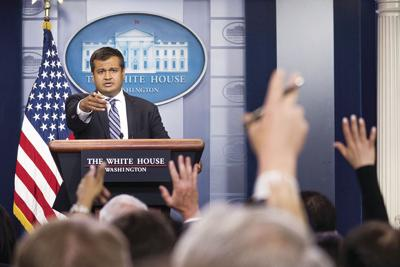 After exiting the White House Raj Shah joins powerful lobbying firm