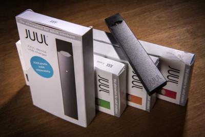 Former Juul executive Siddharth Breja alleges that company sold contaminated pods