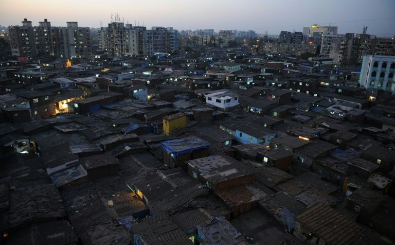 Parts of Indian mega-slum cordoned off after virus deaths