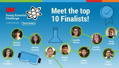 Indian-Americans account for more than half of finalists in 'America's Top Young Scientist'