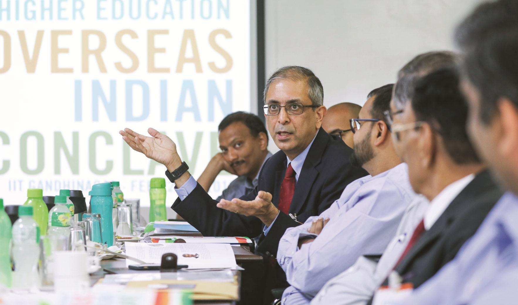 Exploring Ways to Engage Indian Diaspora