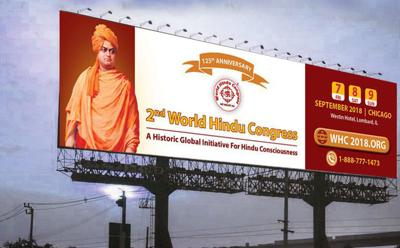 VHP seeks $500,000 in damages from alleged trespassers at Hindu congress