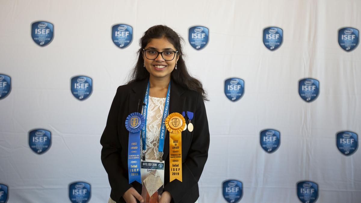 Krithik Ramesh of Colorado claims top prize at International Science & Engineering Fair