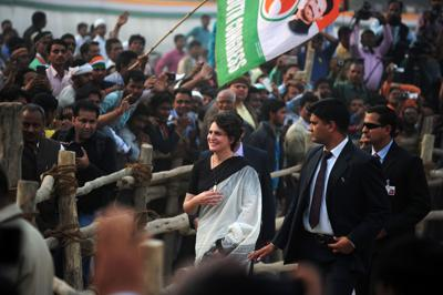 Is Priyanka Gandhi Congress Party's future? American observers weigh in
