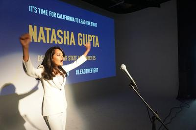 Silicon Valley Indian-American millennial launches bid for California Assembly seat