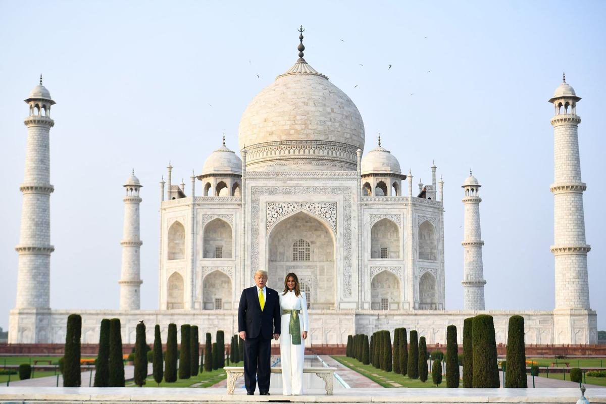 Modi and Trump prove they are the greatest showmen on world stage today